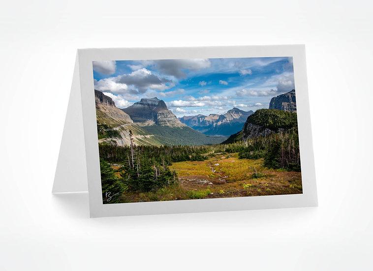 Logan's Pass - Montana