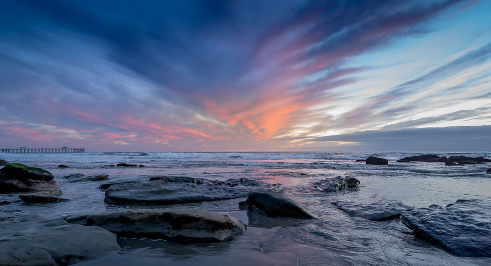 Before the Fading Light - San Clemente