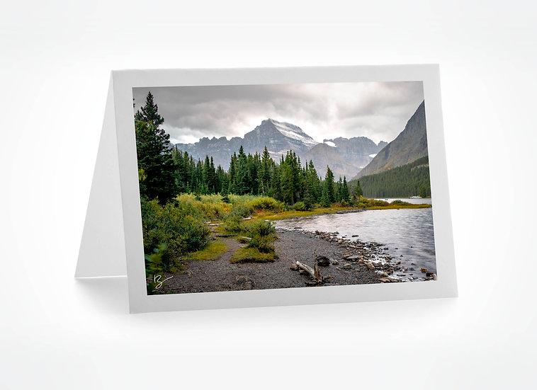 copy of copy of copy of copy of copy of Mt Blanc on Swift Current Lake  - Montan