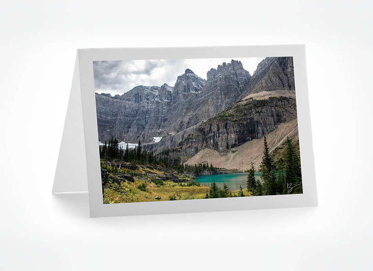 Iceburg Lake - Montana