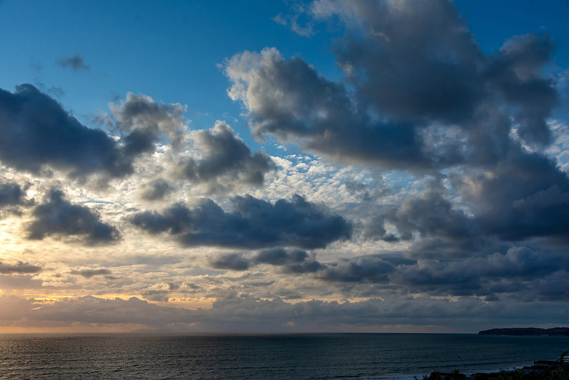 Coastal Clouds - Dana Point