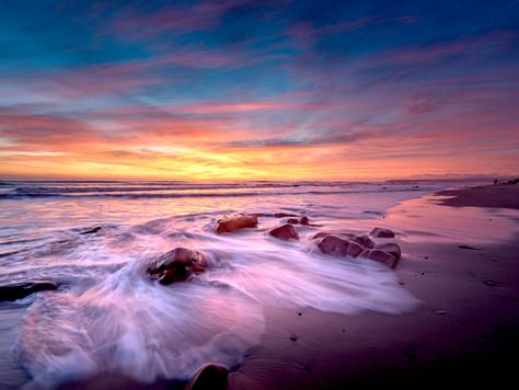 Glorious Sunset 2/3/2021