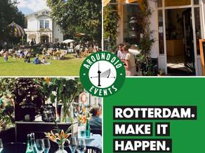 Support Horeca Rotterdam, Make it Happen! tour