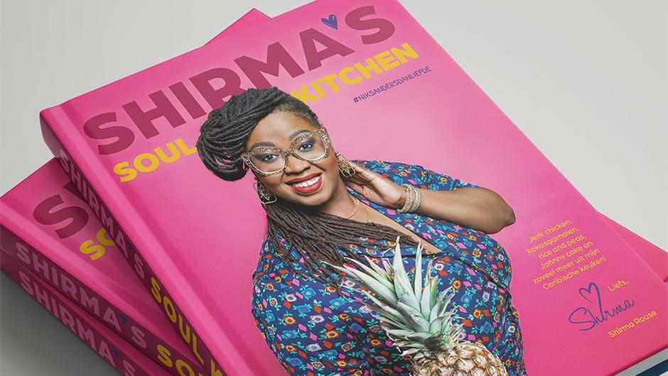 Kookboek voor winactie van Rotterdams eventbureau Around010