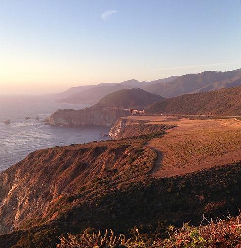 Esalen, Big Sur, Californie, mode de vie sain, naturopathie, naturopathe de famille, naturopathie familiale, mode de vie sain