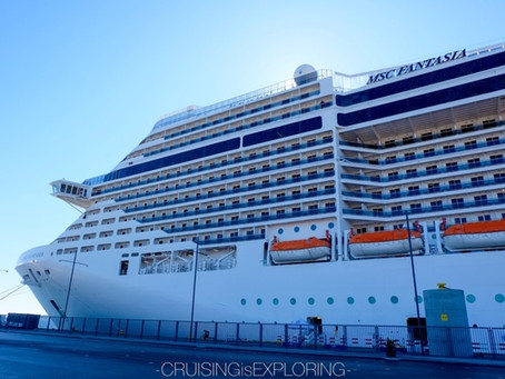 Going on a cruise for the first time?