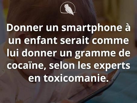 Chers parents, attention aux écrans pour vos enfants
