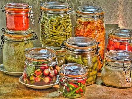 Consommez des légumes lacto-fermentés pour  rester en bonne santé