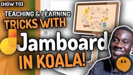 Jamboards in Koala?