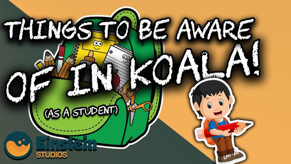 12. Things to be aware of in Koala!