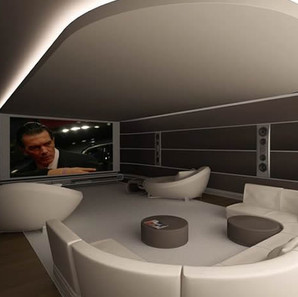 Home Theater Room Install Westlake Texas