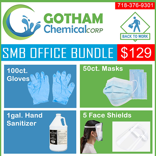 Cheap Small Business Back To Work PPE Packages