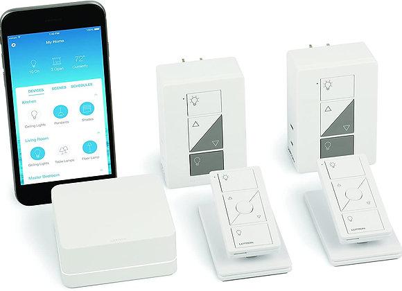 Caseta Starter Kit 2 Plug-Ins - 2 Remotes New Jersey Dealer