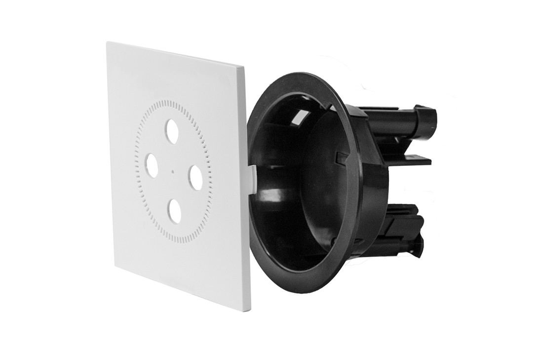 Alexa Echo Dot Wall Mount For Voice Control