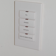 New Jersey Crestron Home Automation Keypad