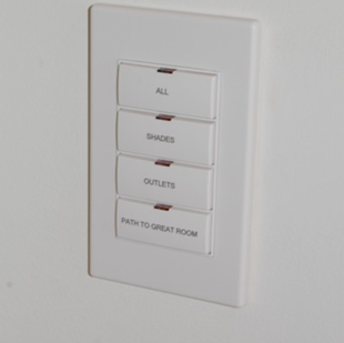 Home Theater IDeas For Keypad and Control