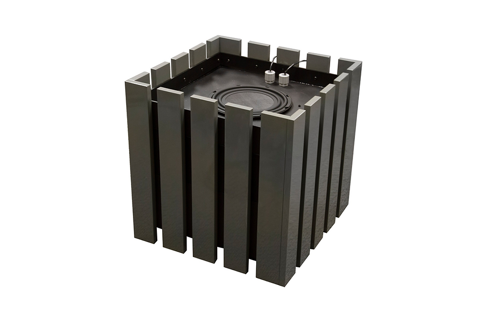 The Best Outdoor Planter Style Subwoofer Speaker