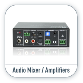 Supplier Long Island Audio Mixer and Amps
