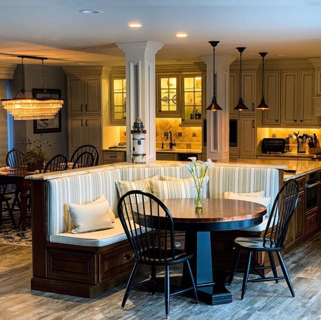 New Jersey Smart Kitchen TV Installation