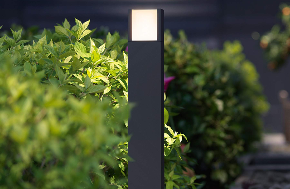 Red Bank NJ Outdoor Bollard Light