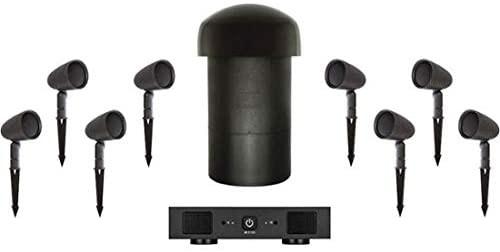 Best Outdoor Landscape Speaker System