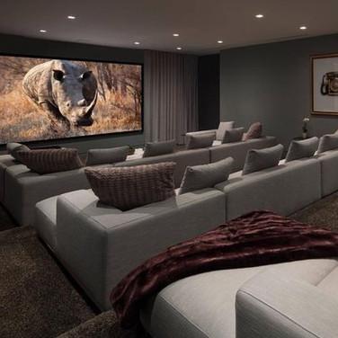 Basement Home Theater Ideas