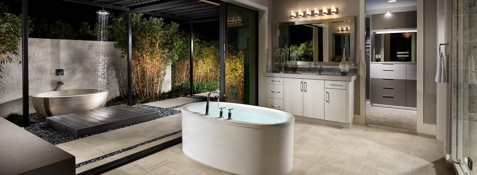 Bathroom Ideas With Mirror TV Installation