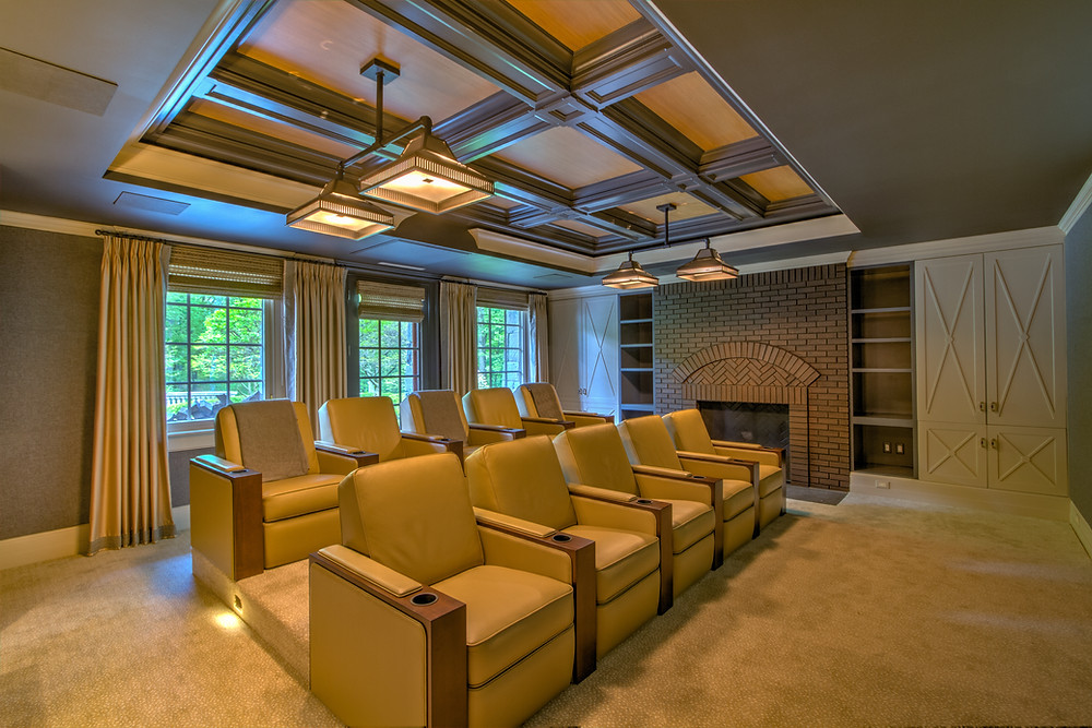 Home Theater Installation New Jersey