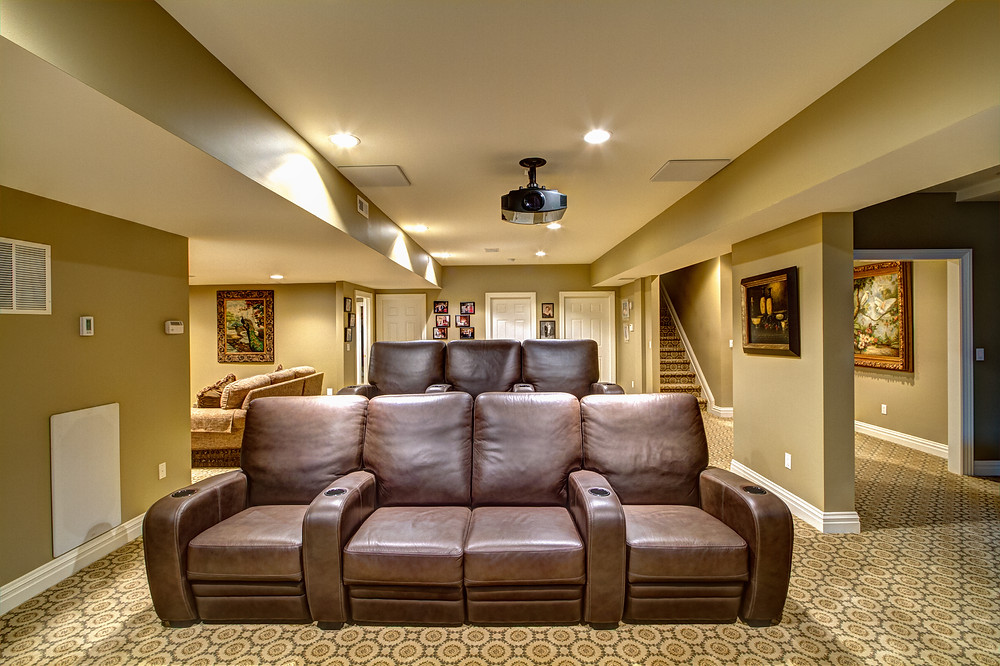 New Jersey Home Theater HVAC System
