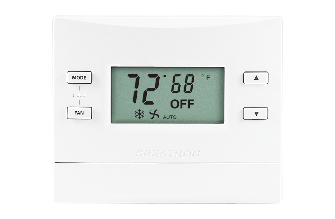 NJ Dealer For Crestron Home Thermostat