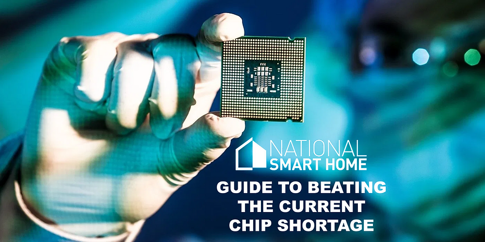 Here is a guide to beating the current global chip shortage