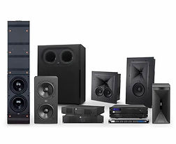 JBL Synthesis Home Theater Speaker Deale