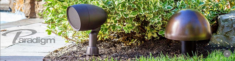 Paradigm Outdoor Speaker Systems NY and