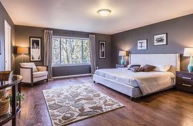 Bed Room Ideas TV Installation and Smart Lighting NJ