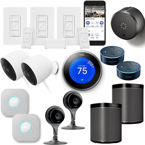 Smarthome Systeme smart home package for beginning smart home professionally installed