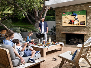 Outdoor TV Hamptons NY