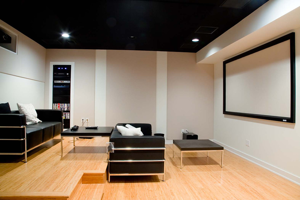 Home theater Process Checklist