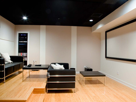 Step by Step Home Theater Process