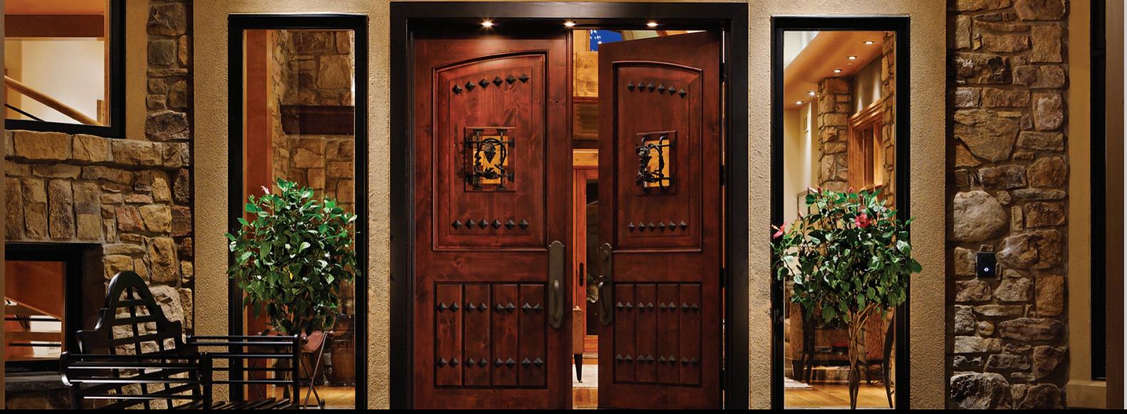 Front Door Foyer Ideas Lutron Dealer NJ.