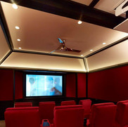 Basement Home Theater Ideas Family Room