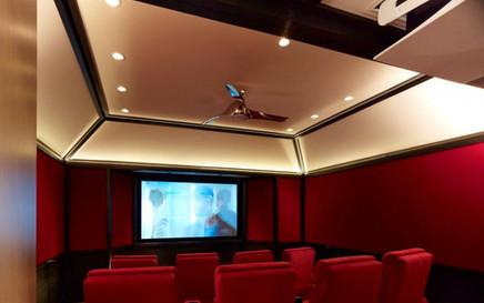 NJ Home Theater Lighting Plan