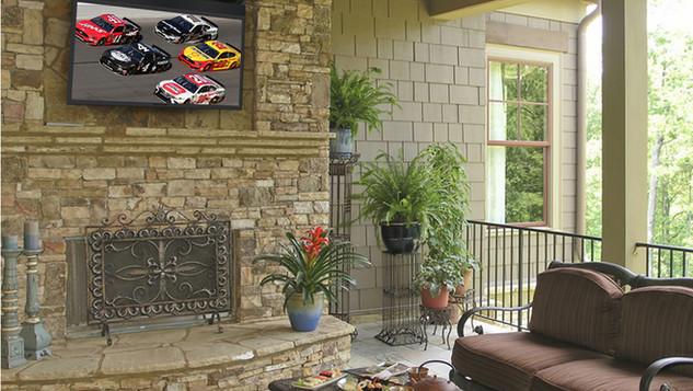 Outdoor TV Installation Ideas Holmdel NJ