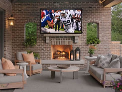 Outdoor TV Installation New Jersey Deale
