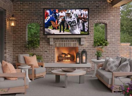 Outdoor TV Ideas