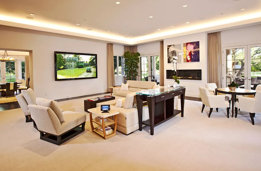 NJ Crestron Home Touchscreen Dealer