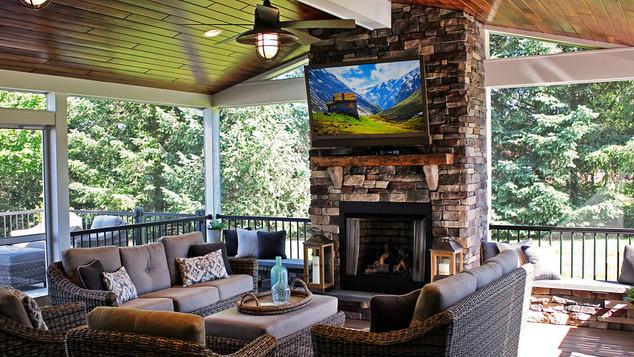 NJ outdoor TV Ideas & Installation Ideas