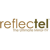 Reflectel is the company that knows how! We have 35 years experience as world class frame designers in NYC working for galleries and art collectors. We offer our complimentary frame design service so you can see for yourself what a difference a custom bespoke or signature frame makes in your interior design scheme.     No more black plastic on your wall.     Our glass technology is head and shoulders above the rest—see for yourself! Our research team read and reread reviews to make sure you have the best TV and soundbars for your Reflectel.