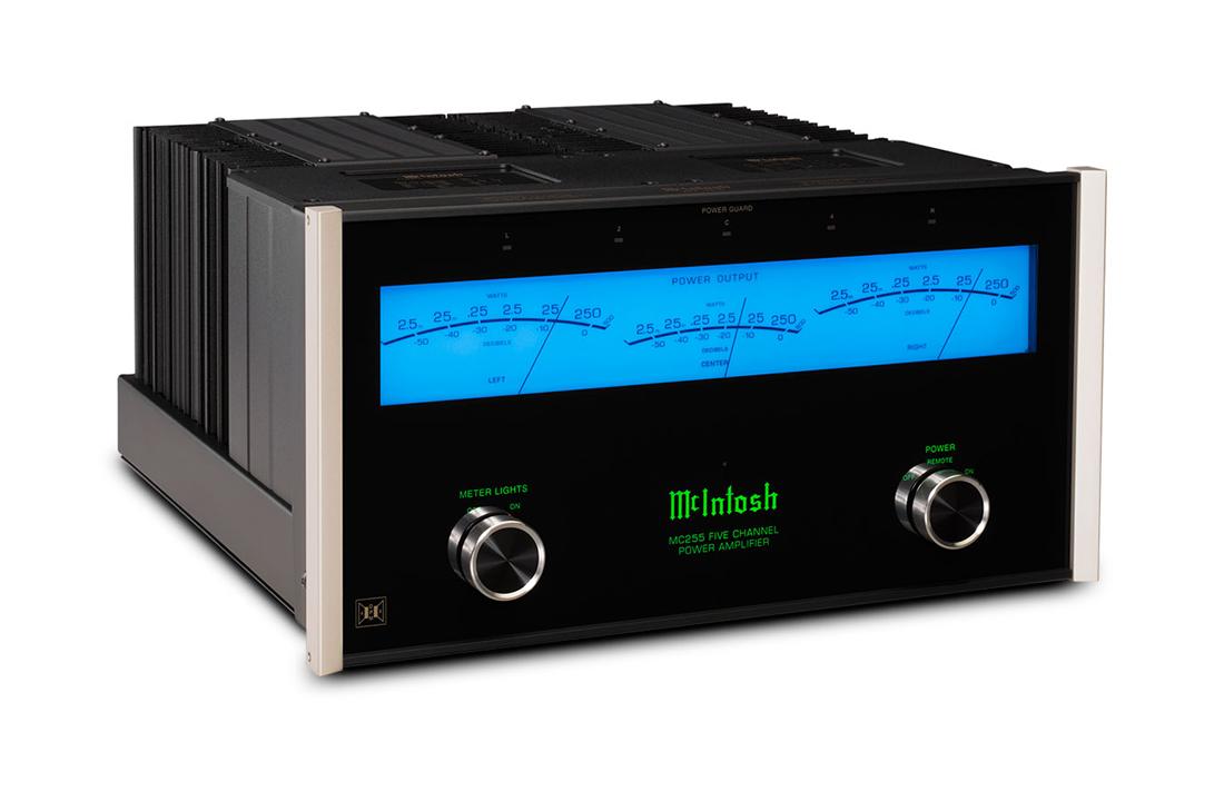 Mcintosh MC-255 Amplifier Dealer