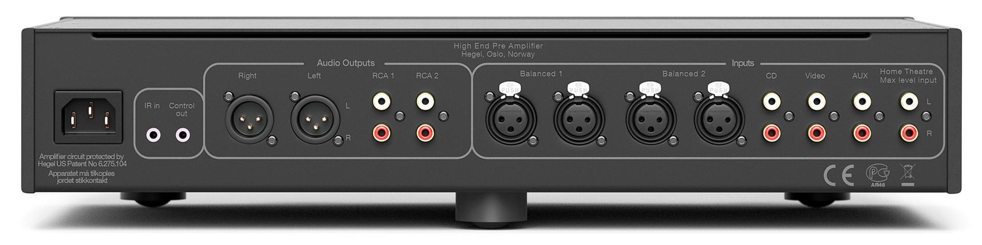 P30 Pre Amplifier Hegel Dealer NJ.j