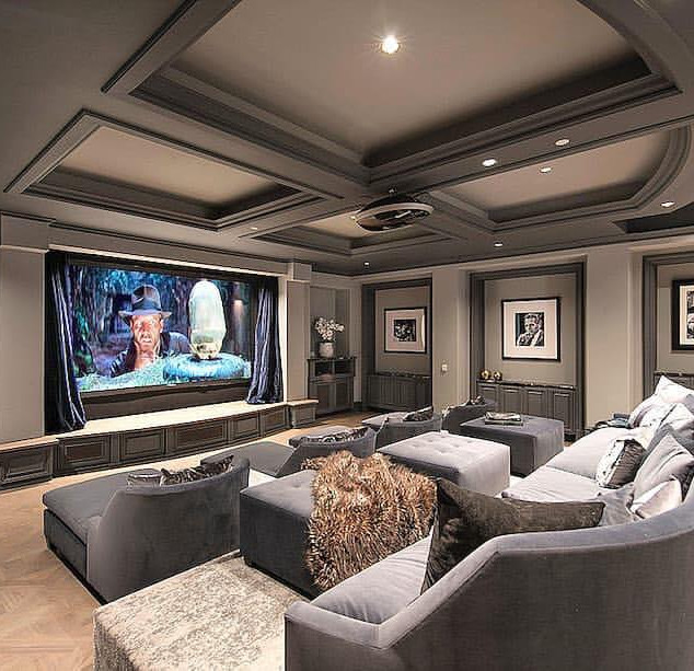 New Jersey Home Theater Installations